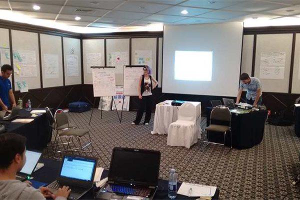 Participación en Curso Scrum Developer en México
