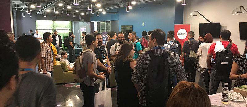 Asistentes WordCamp Guadalajara 2018