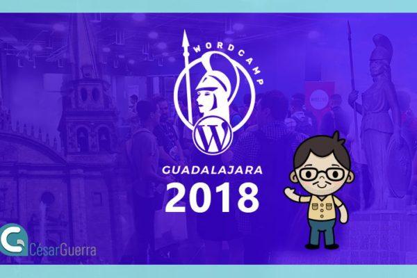 Evento WordCamp Guadalajara 2018